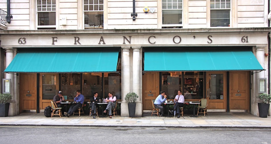 Franco's - Hammersmith